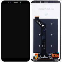 Экран + сенсор (модуль) для Xiaomi Redmi 5 Plus + touchscreen, черный