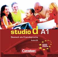 Studio d A1 Audio Cds(2)