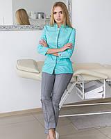 Костюм медицинский женский в Украине. Сравнить цены 6aa8ff4713f9c
