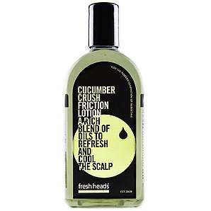 Fresh Heads Men's Grooming Tonic Cucumber Crush - Тоник для волос 250 мл