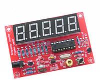 5045 Кварцевый частотомер , счётчик частоты конструктор 1 Гц-50 МГц