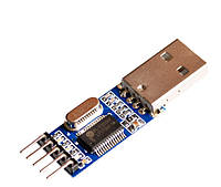 5049 Модуль Адаптер Конвертер USB в RS232 (TTL) на PL-2303HX
