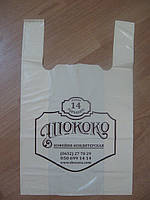Пакет ПНД майка ШоКоКо