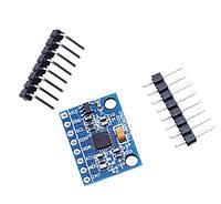 5101  Модуль GY-521 MPU-6050 Модуль осциллографа Axis Axometer для Arduino Raspberry Pi AVR ARM