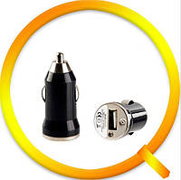 6106 Автомобильное зарядное устройство USB 1A