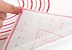 Силиконовые коврики для изготовление коржей, пиццы +подарок, фото 4