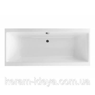 Ванна акриловая Excellent Pryzmat 170х75см WAEX.PRY17WH