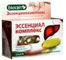 Эссенциал комплекс 60капс /Экосвит/