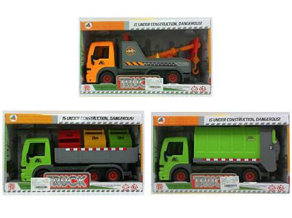 Машина инерц. JC-156/158/601 (18шт) 3 види,в коробці