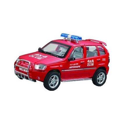 """Джип PLAY SMART 9125-1 """"Автопарк"""" з аксес.акум.світло.кор.26*12 ш.до./12/"""