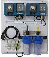 Дозирующая станция Microdos Pool Family 1 (pH 2,4 — Rx 3,5 л/ч)