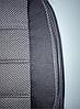 Чехлы на сиденья БМВ Е60 (BMW E60) (универсальные, автоткань, пилот), фото 8
