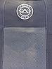 Чехлы на сиденья БМВ Е60 (BMW E60) (универсальные, автоткань, с отдельным подголовником), фото 7
