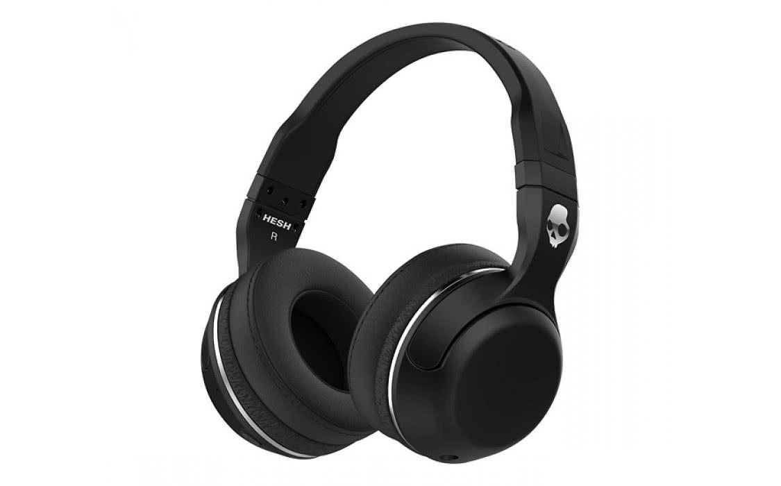 Наушники полноразмерные Skullcandy Hesh 2.0 BT Black/Black/ Chrome Mic1(S6HBGY-374)