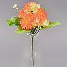 Хризантема  NKL -225 - Y 005 /  (50 шт./ уп.) Искусственные цветы оптом, фото 3