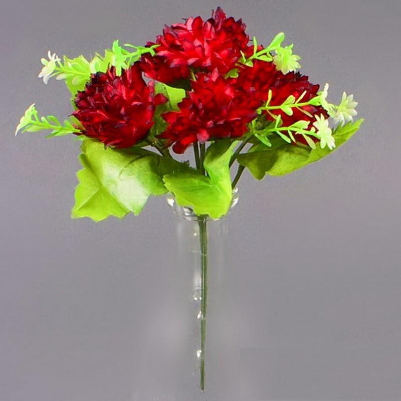 Хризантема  NKL -225 - Y 005 /  (50 шт./ уп.) Искусственные цветы оптом
