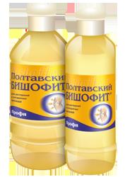 """Бишофит Полтавский """"Профи"""",  1000 мл"""