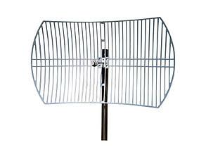Антенна TP-Link TL-ANT5830B 5ГГц, 30дБи, направл., наружн., сеточная параболическая
