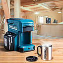 Аккумуляторная кофеварка Makita DCM501Z (без АКБ), фото 2