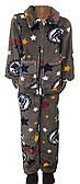 Дитячий костюм - піжама махра