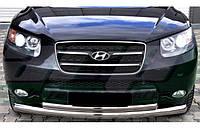 Передняя дуга ST014-2 (нерж.) Hyundai IX-35 2010-2015 гг.