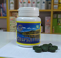 Спирулина Золотая  80 таблеток  Спирулина