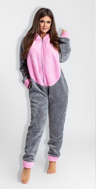 Цельная женская пижама Кигуруми