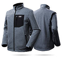 M-TAC КУРТКА RAINSTAR SOFT SHELL GREY