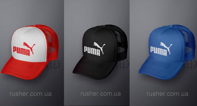 Кепки тракеры Puma
