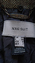 Кашемировый серый пиджак на пуговицах\жакет, фото 2