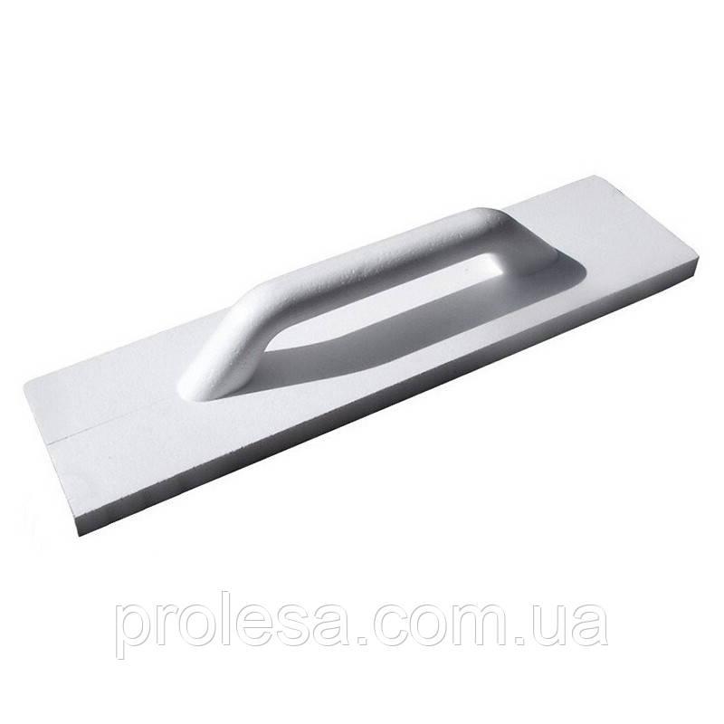 Терка будівельна пінопластова EXPERT tools 130х500мм (103-002)