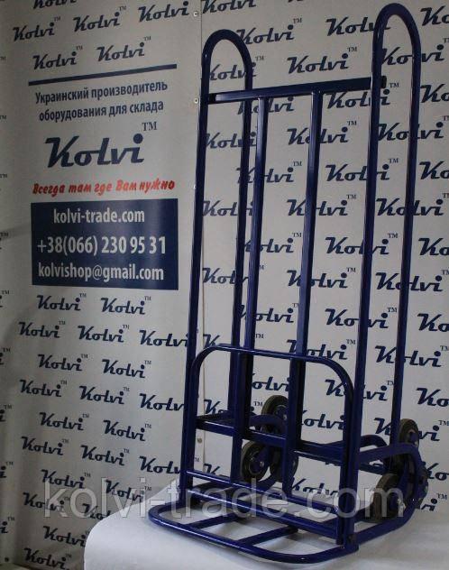 Тележка Лестничная Kolvi ТЛУ 3х160-210
