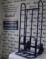 Тележка Лестничная Kolvi ТЛУ 3х160-210, фото 1