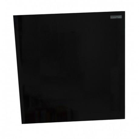Керамическая инфракрасная панель КАМ-ИН easy heat STANDART (черная)