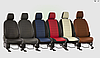 Чехлы на сиденья Шевроле Авео Т250 (Chevrolet Aveo T250) (модельные, экокожа Аригон, отдельный подголовник), фото 5