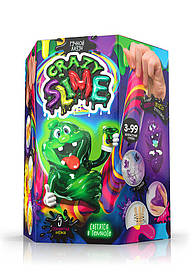 Набор сделай ручного лизуна CRAZY SLIME Danko Toys