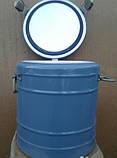 Термос 24 л (для хранения и перевозки пищи) , фото 3