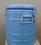 Термос 24 л (для хранения и перевозки пищи) , фото 4