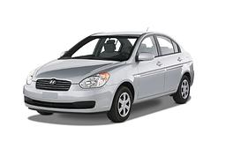 Hyundai Accent 3 Седан (2005 - 2010)