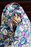 Бескаркасное Кресло мешок груша пуфик XL (120х75), фото 4