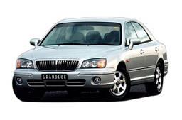 Hyundai Grandeur 3 (1998 - 2005)