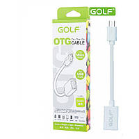 Кабель Golf GF-06 OTG micro