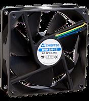 Корпусный вентилятор CHIEFTEC Thermal Killer AF-0925PWM,90мм,2600 об/мин,4pin PWM/Molex,33dBa