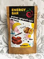 """Енергетичний батончик фінік - волоський горіх """"Fruity Yummy"""""""