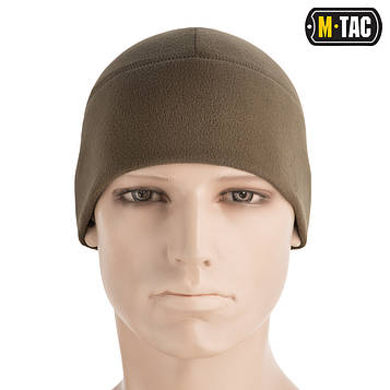 M-TAC ШАПКА WATCH CAP ELITE ФЛИС (260Г/М2) DARK OLIVE