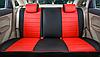 Чохли на сидіння Шевроле Ланос (Chevrolet Lanos) (модельні, екошкіра, окремий підголовник), фото 9