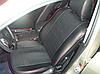 Чохли на сидіння Шевроле Ланос (Chevrolet Lanos) (модельні, екошкіра, окремий підголовник), фото 10