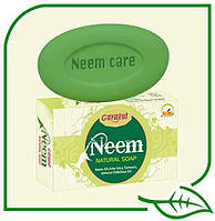 Антибактериальное натуральное мыло НИМ Gurukul (India)