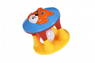 Развивающая Игра Same Toy Игрушка-погремушка Funny Bell