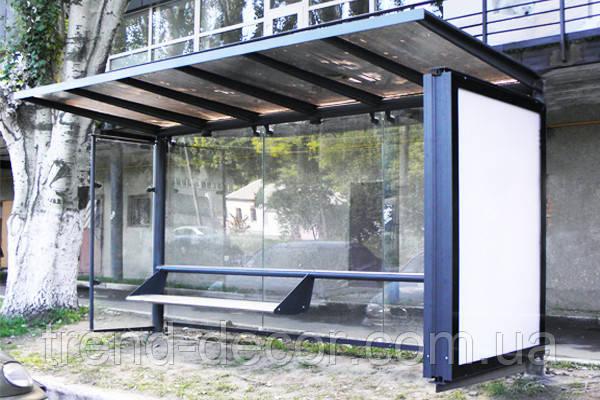 Автобусная остановка OP-002